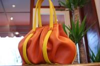 ハンドバッグ『パンプキン』